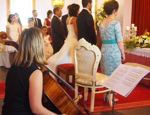 Ceremonia en la Ermita